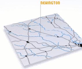 3d view of Newington