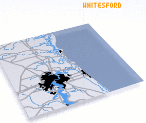 3d view of Whites Ford