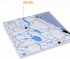 3d view of Palmo