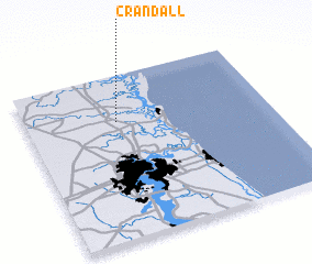 3d view of Crandall