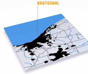 3d view of Bratenahl