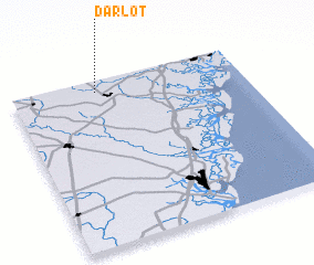 3d view of Darlot