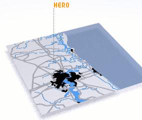 3d view of Hero