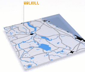 3d view of Walkill