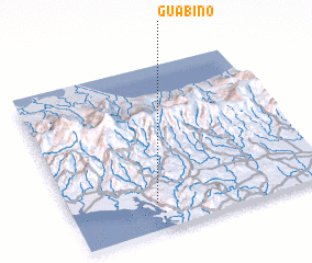 3d view of Guabino