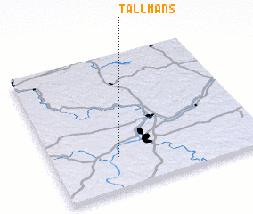 3d view of Tallmans