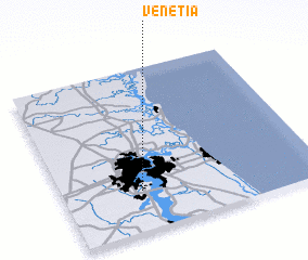 3d view of Venetia