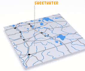 3d view of Sweetwater