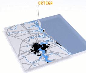 3d view of Ortega