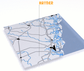 3d view of Hayner
