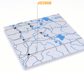 3d view of Joshua