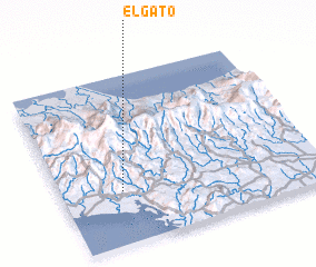 3d view of El Gato