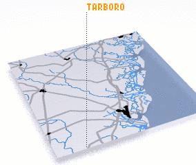 3d view of Tarboro