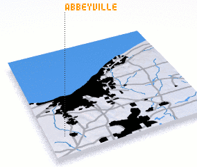 3d view of Abbeyville