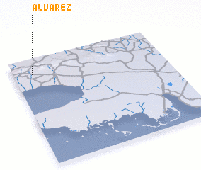 3d view of Álvarez