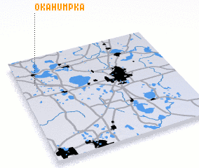 3d view of Okahumpka
