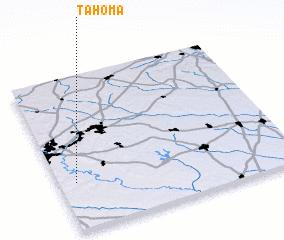 3d view of Tahoma