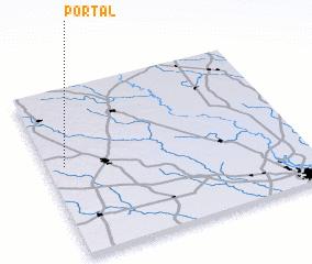 3d view of Portal