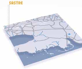 3d view of Sastre