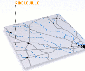 3d view of Piddleville