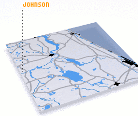 3d view of Johnson