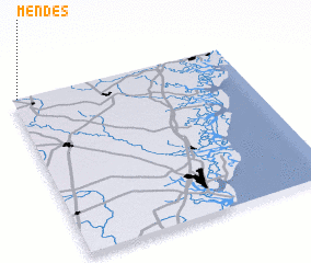 3d view of Mendes
