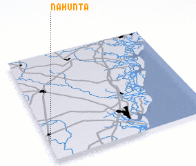 3d view of Nahunta
