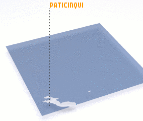 3d view of Paticinquí