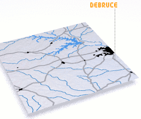 3d view of DeBruce