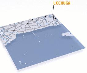 3d view of Lechuga