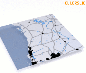 3d view of Ellerslie