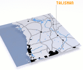 3d view of Talisman
