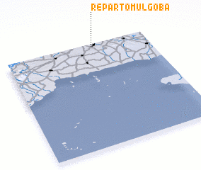 3d view of Reparto Mulgoba