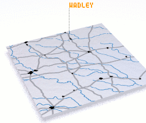 3d view of Wadley