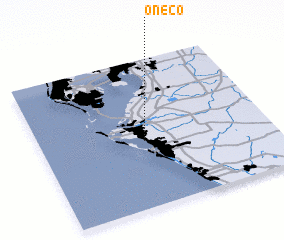 3d view of Oneco