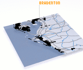 3d view of Bradenton