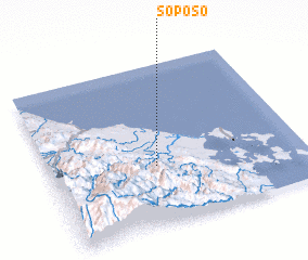 3d view of Soposo