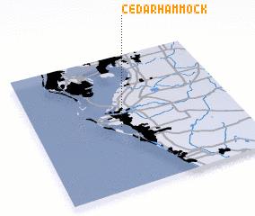 3d view of Cedar Hammock