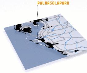 3d view of Palma Sola Park