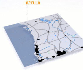 3d view of Ozello
