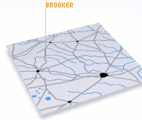 3d view of Brooker