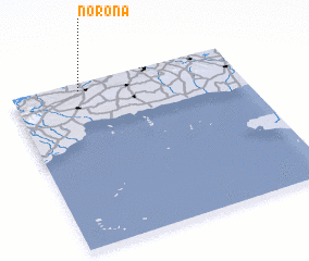 3d view of Noroña