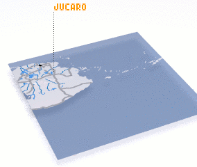 3d view of Júcaro
