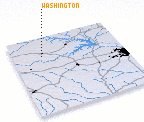 3d view of Washington