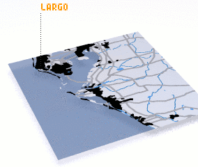 3d view of Largo