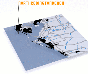 3d view of North Redington Beach