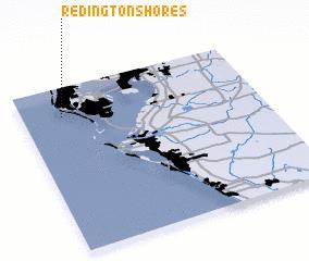 3d view of Redington Shores