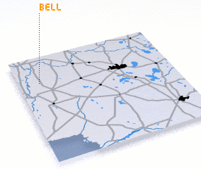 3d view of Bell