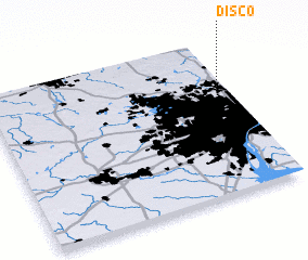 3d view of Disco