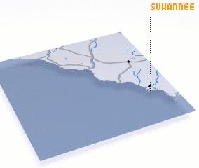 3d view of Suwannee